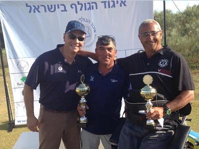 נכי צה''ל הם אלופי הגולף של ישראל!